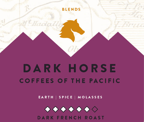 Merlin's Dark Horse Blend - 12oz