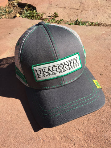 Dragonfly Coffee Roasters Hat - One Size Fits All