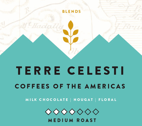 Terre Celesti - 12oz Whole Bean