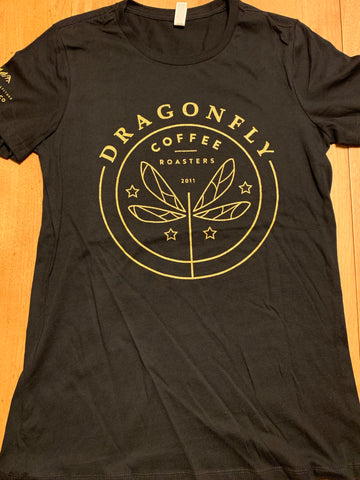 Dragonfly - Bella + Canvas - Unisex Short Sleeve Jersey Tee BB