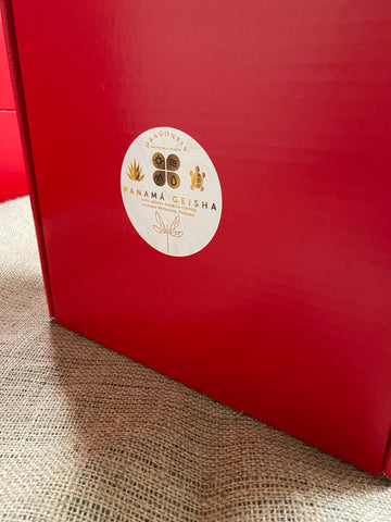 Panama Geisha - Holiday Mixed Box 6/12oz WHOLE BEAN