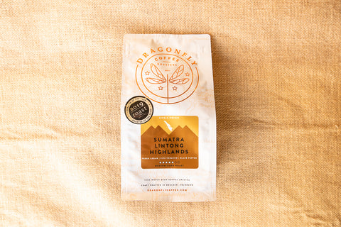 Sumatra Lintong Highlands - 12oz WHOLE BEAN