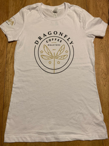 Dragonfly - Bella + Canvas - Unisex Short Sleeve Jersey Tee Icon