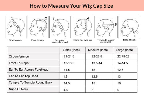 Measure The Wig Before Buying