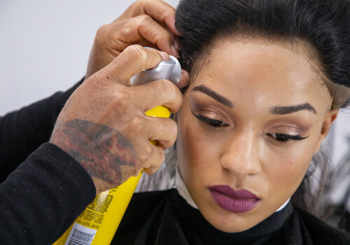 Using The Right Hair Adhesive