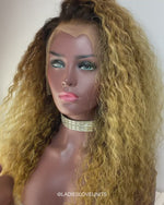 Frontal Curly Beyonce