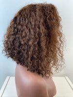 Warm Brown Deep Wave