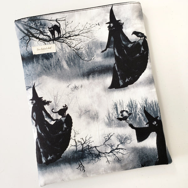 Salem Witch Book Sleeve