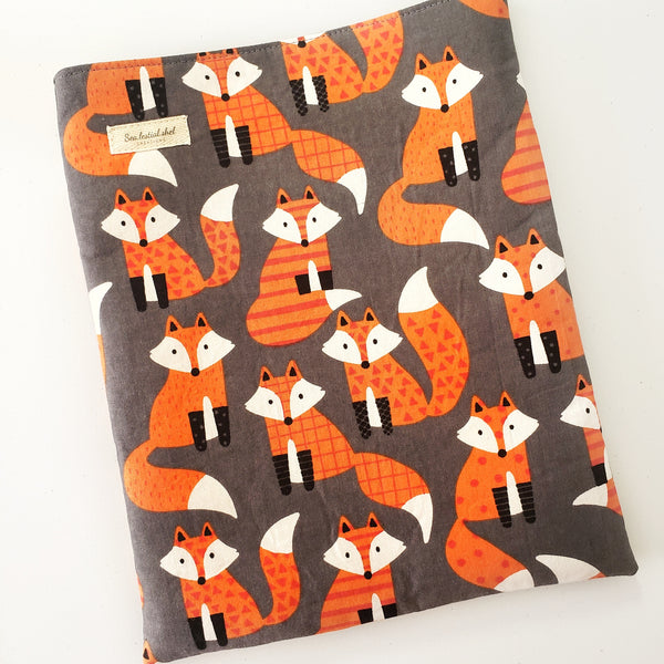 Fox Book Sleeve