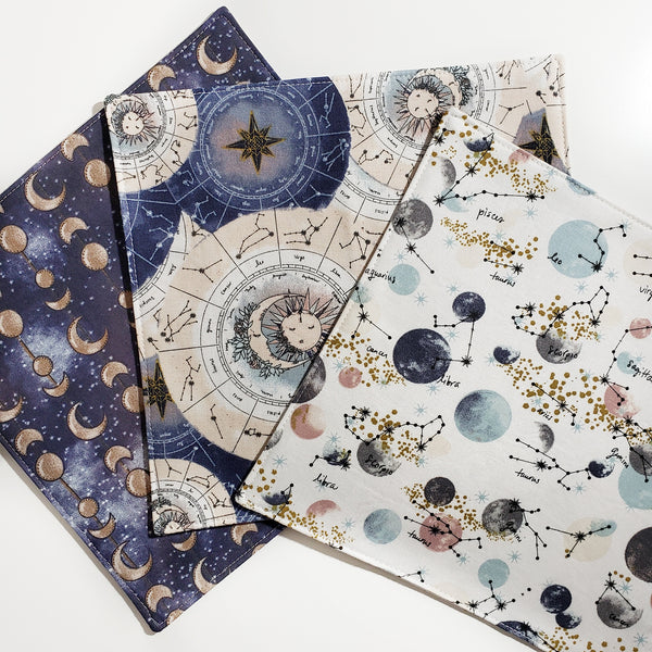 Moon Phases Cloth