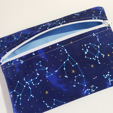 Constellations Zipper Pouch