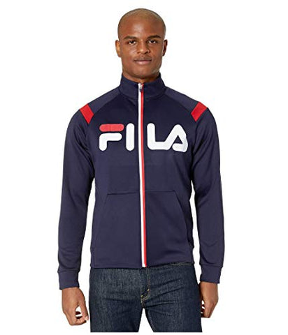 Fila Men's Matz Tech Track Jacket