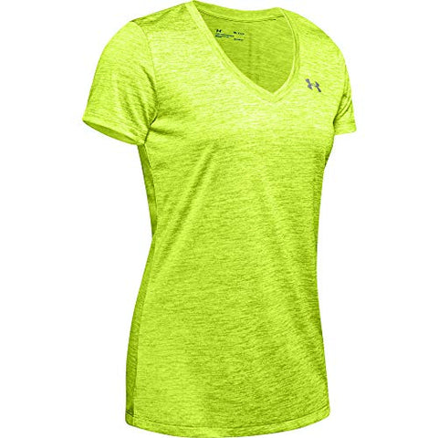 Under Armour Women's Tech Twist V-Neck