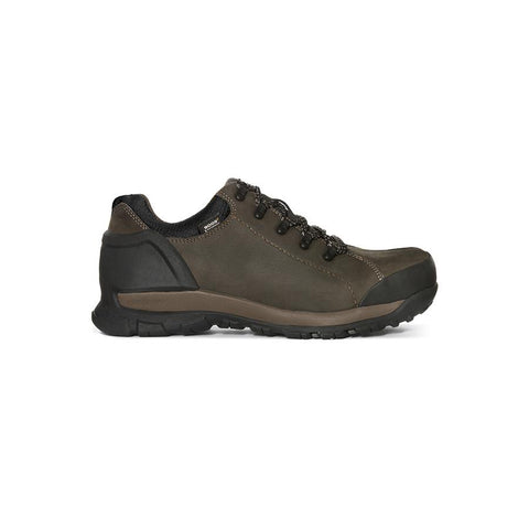 Bogs Men's Foundation Low Comp Toe Waterproof Composite Toe Boots