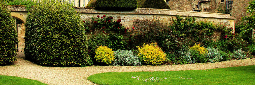 English Cotswold Garden