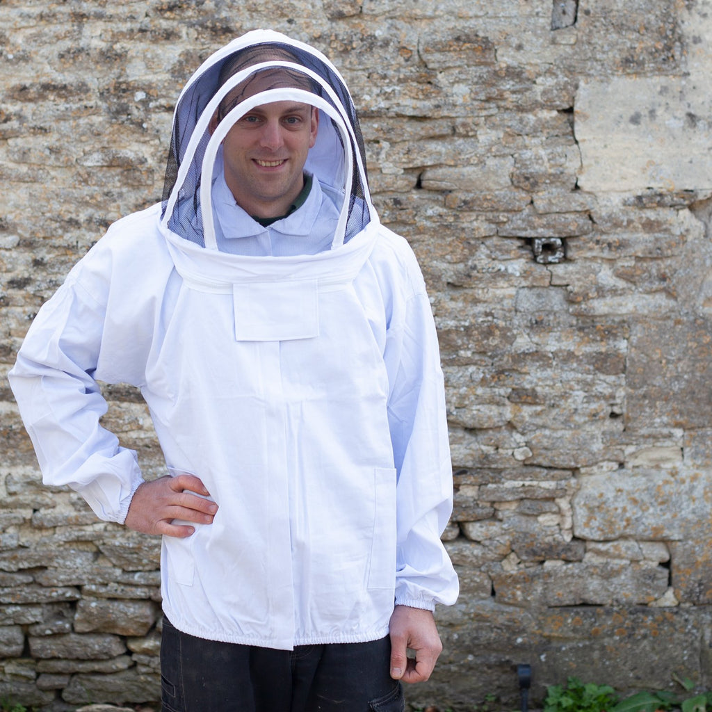 Beekeepers jacket front