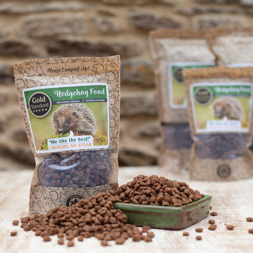 Cotswold Granaries Hedgehog food at Wildlife World