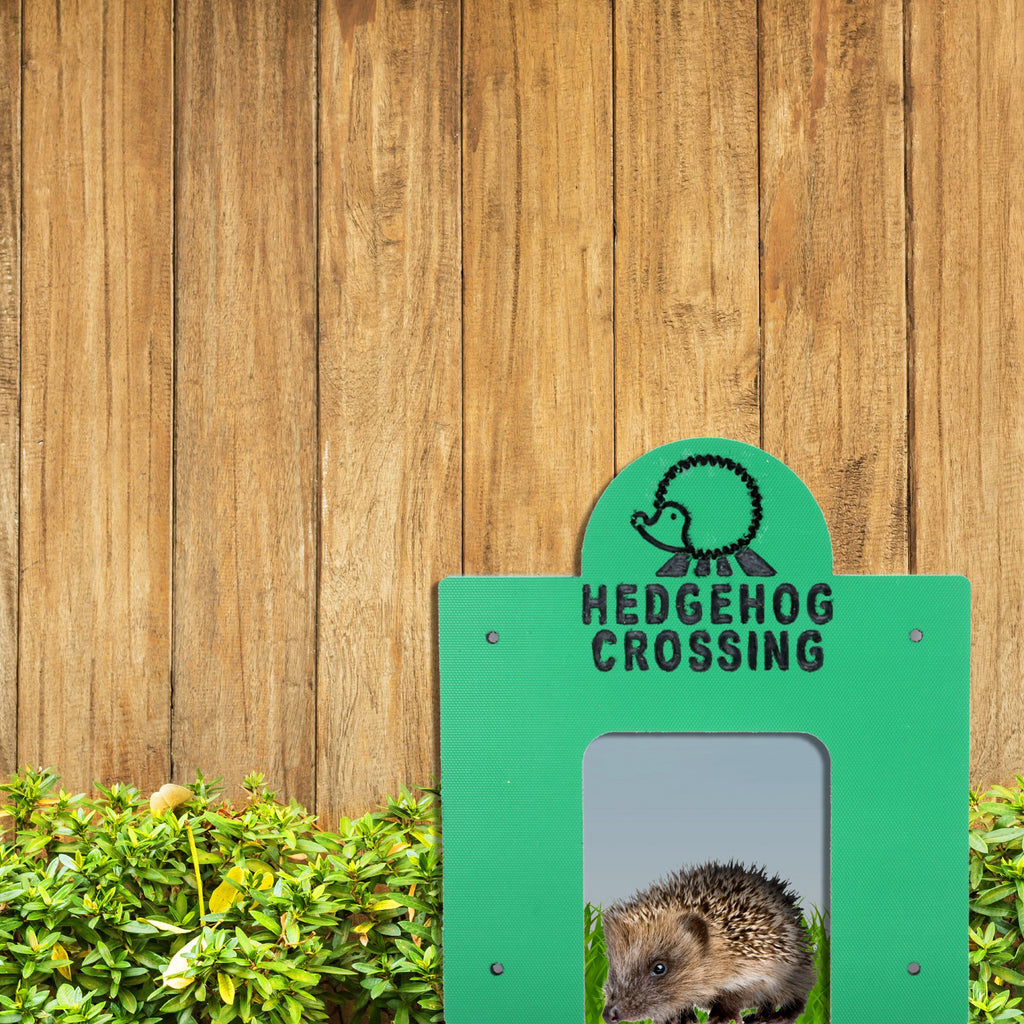 Wildlife World Hedgehog Crossing