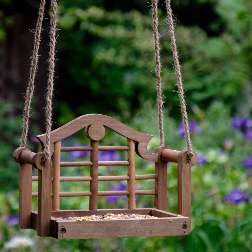 Wildlife World Swingseat Bird Feeder