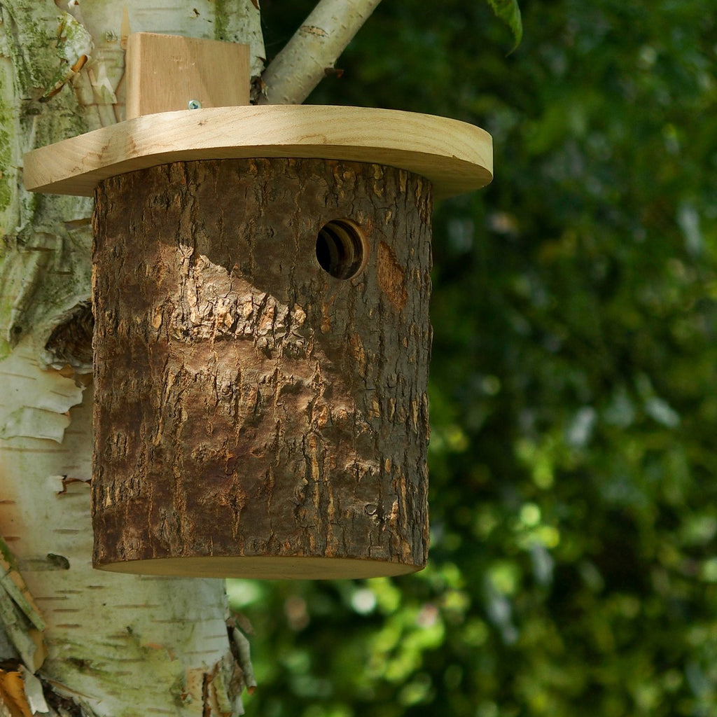 Wildlife World Natural Tit Bird Box