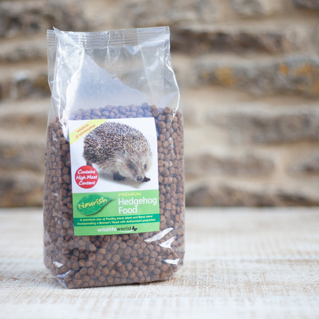 Nourish Hedgehog Food