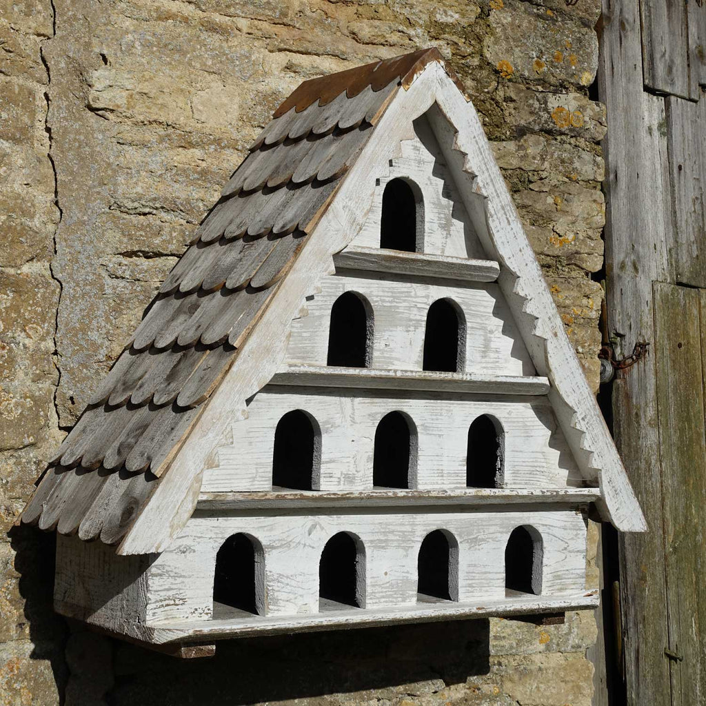 Rustic 4 Tier Bird House