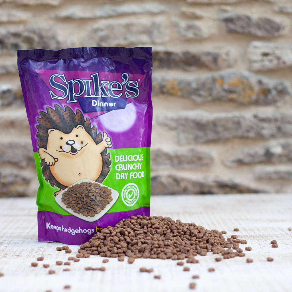 Spike's Hedgehog Food at Wildlife World
