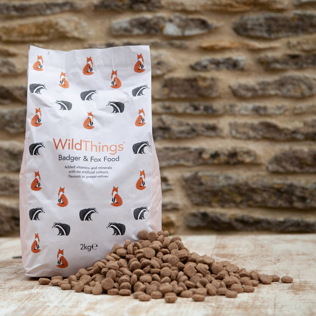 Wild Things Badger & Fox Food