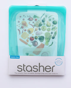 Stasher® Half Gallon Bag