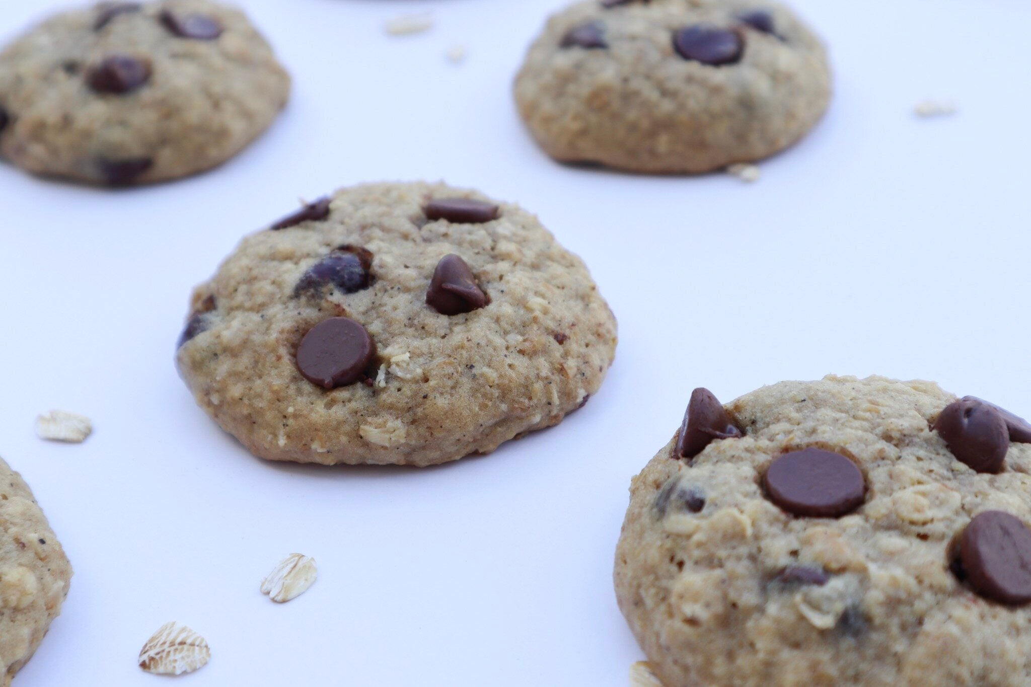 Oatmeal Peanut Butter Chocolate Chip Mix