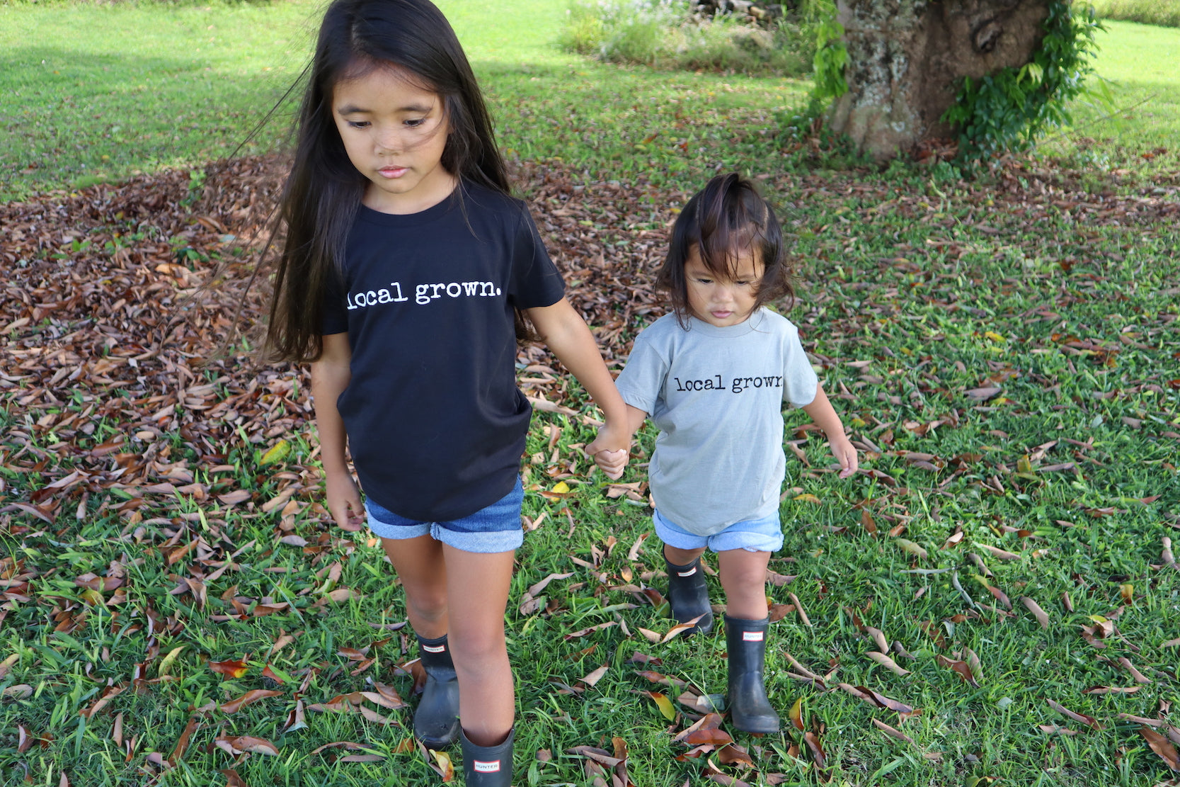 Local grown Keiki Tee