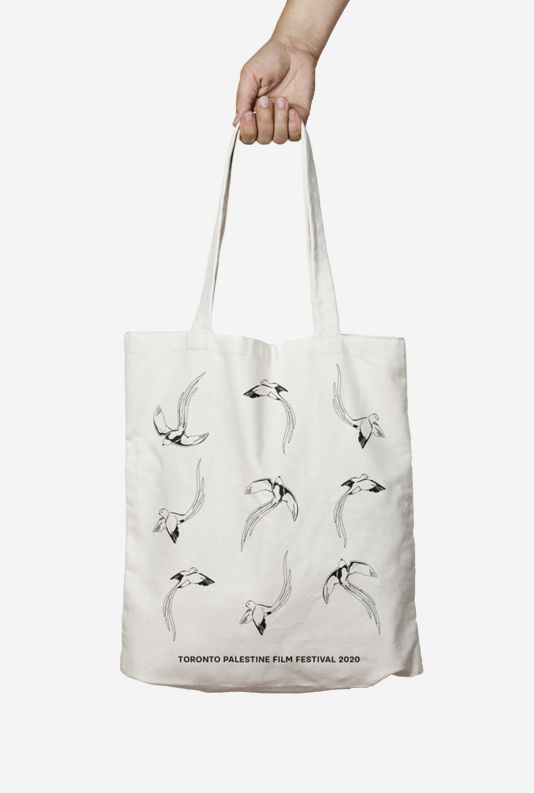 Official 2020 Festival Tote Bag