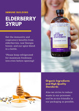 Load image into Gallery viewer, Elderberry Syrup - 8 Ounce