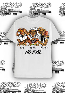 TRE No Evil Shirt