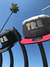 Load image into Gallery viewer, TRE Snap Back Hats