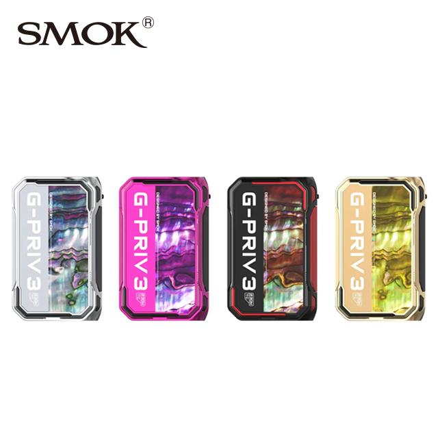 SMOK G-PRIV 3 230W Touch Screen TC Box MOD