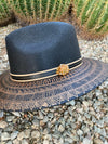 Black Copper Magic, Crystal adorned hat
