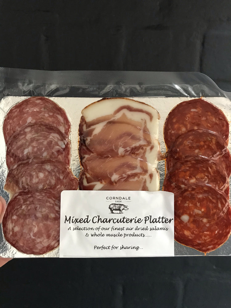 CORNDALE LOCAL CHARCUTERIE SELECTION