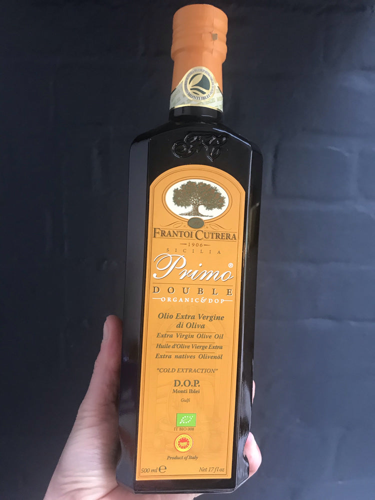 Organic & DOP EXTRA VIRGIN OLIVE OIL