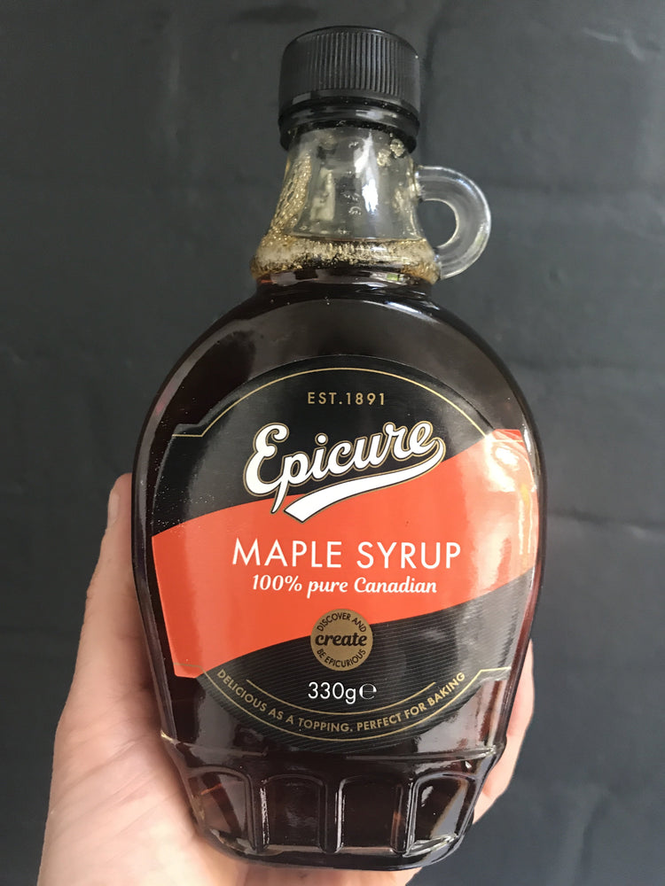 Epicure Canadian Maple Syrup