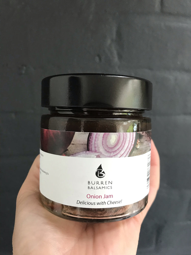 Burren Balsamic onion jam