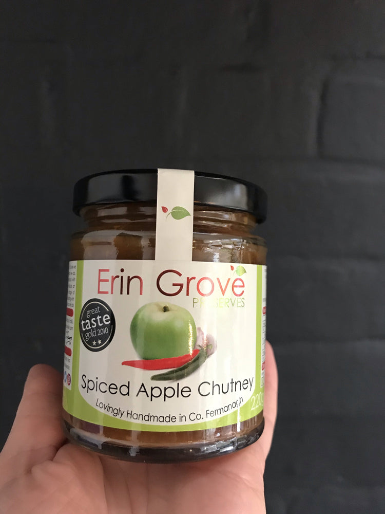 ERINGROVE SPICED APPLE CHUTNEY