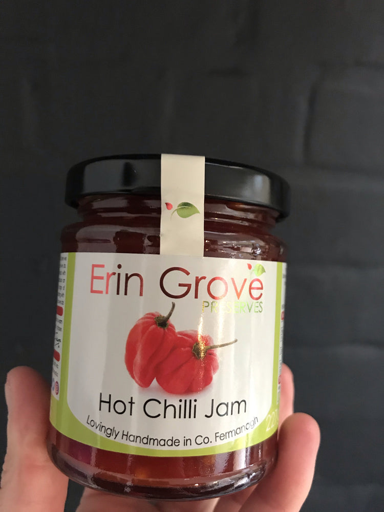 ERINGROVE HOT CHILLI JAM