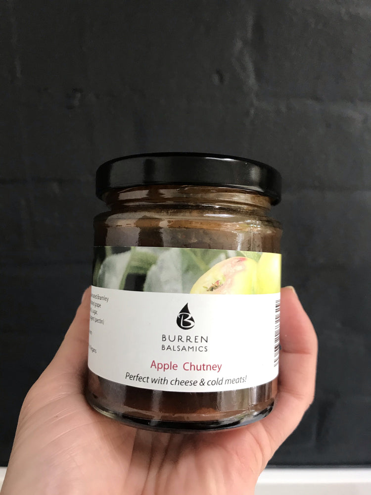 BURREN BALSAMICS APPLE CHUTNEY