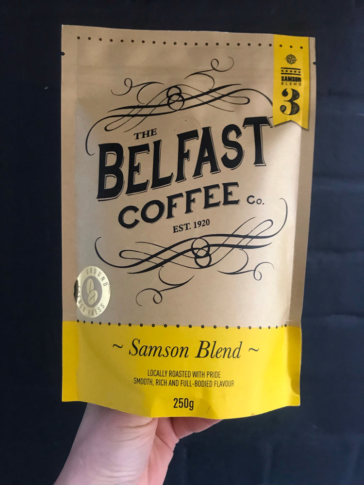 Belfast Coffee Co Samson Blend