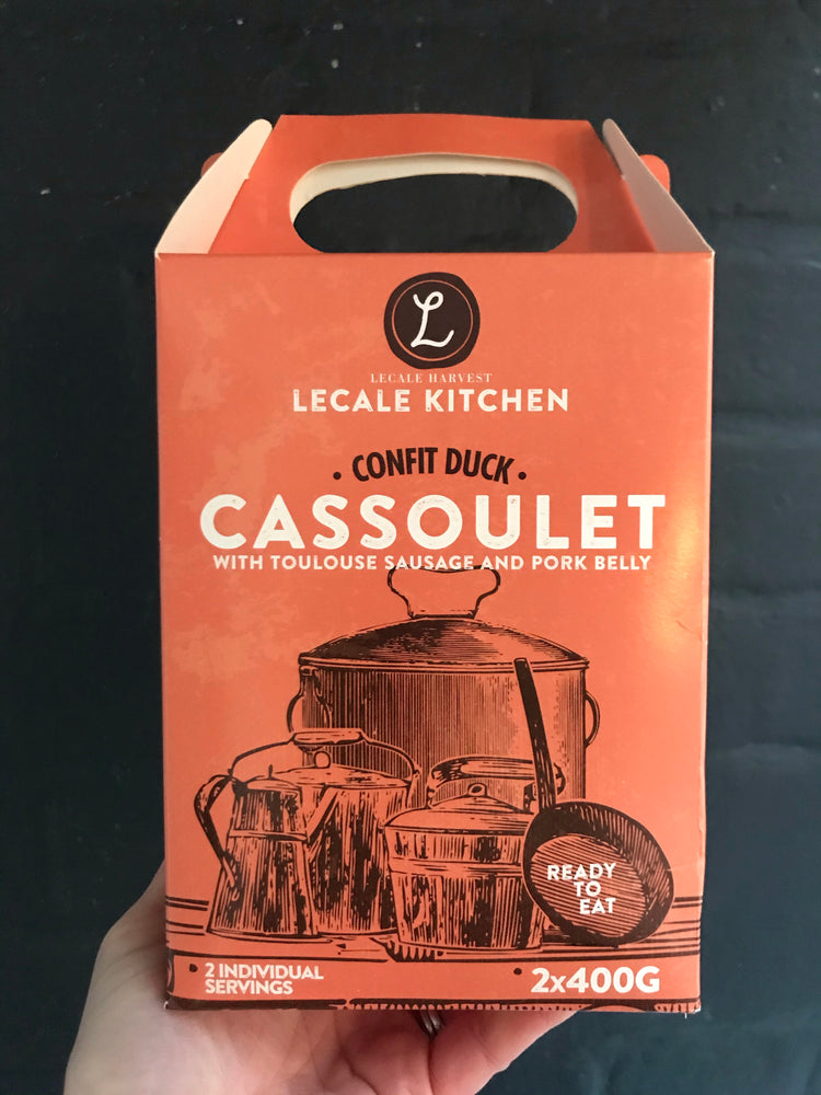 Lecale Kitchen Confit Duck Cassoulet