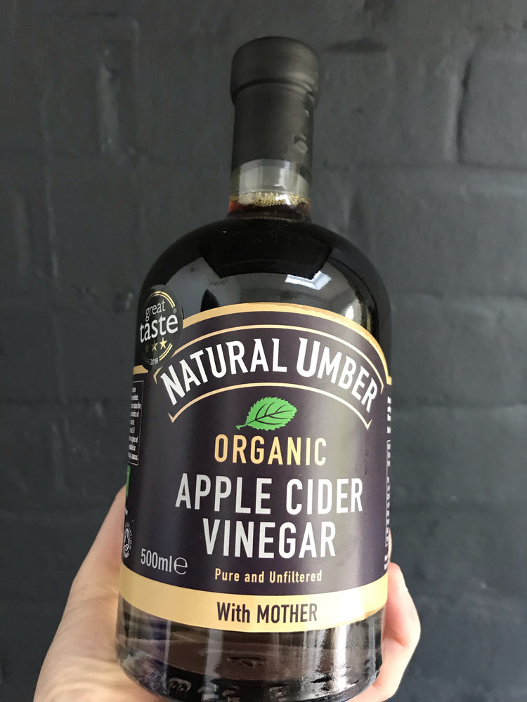 Natural Umber Organic Apple Cider Vinegar