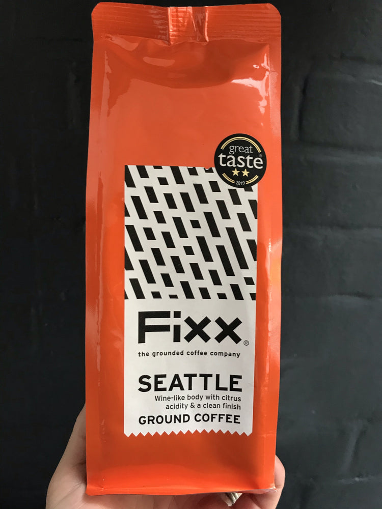 FIXX SEATTLE GROUND COFFEE