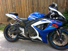 2007 - 2008  GSXR 1000 - Punisher Series