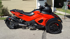 2008 - 2012 Can-Am Spyder - Punisher Series